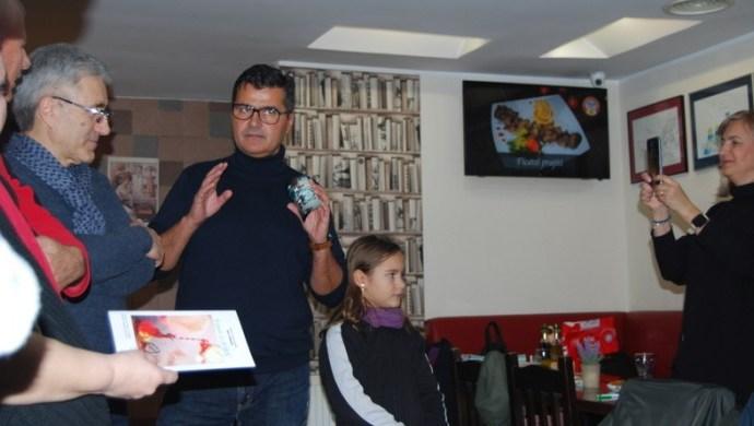 Cafeneaua Interviurilor - Vernisaj Mihai Gabriel Boboc 14