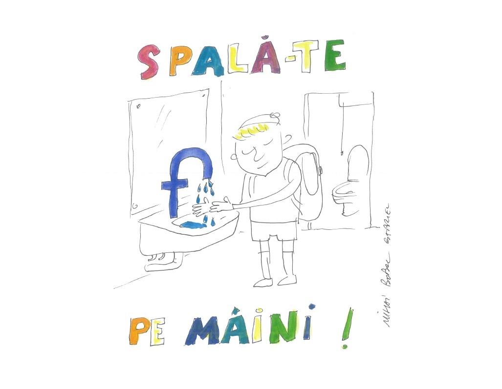 SPALĂ-TE PE MÂINI !!! 2