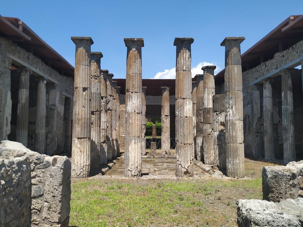 Tur virtual - Pompeii, Orașul Vulcanului – Vremea trece, călătoriile rămân 21