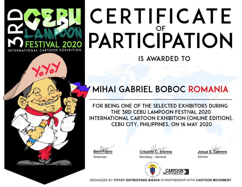 cebu festival Filipine 2020