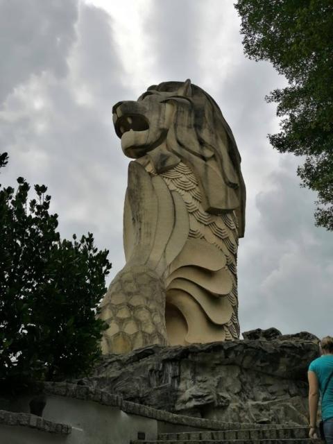 Singapore - Insula Sentosa