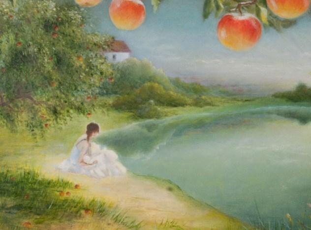 Яблочный спас. Часть 1.