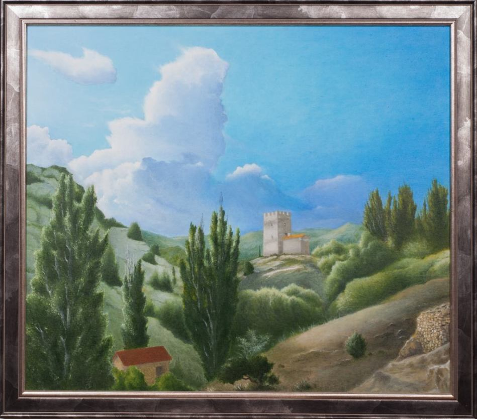 Храм 12 апостолов, г. Судак. Михаил Симонов.