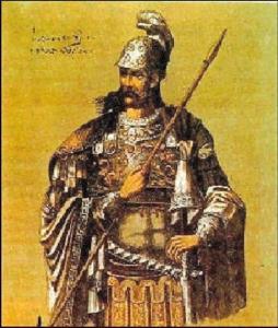 Constantine XI Paleologus (Last Emperor of Constantinople)
