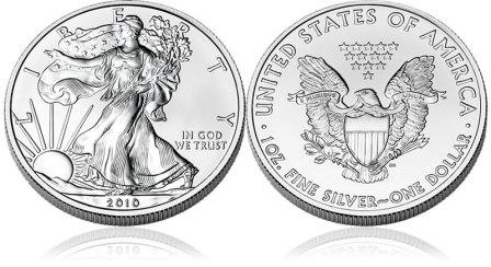 Американски сребърен орел - инвестиционна монета