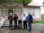 La casa memorială M. Sadoveanu din Fălticeni