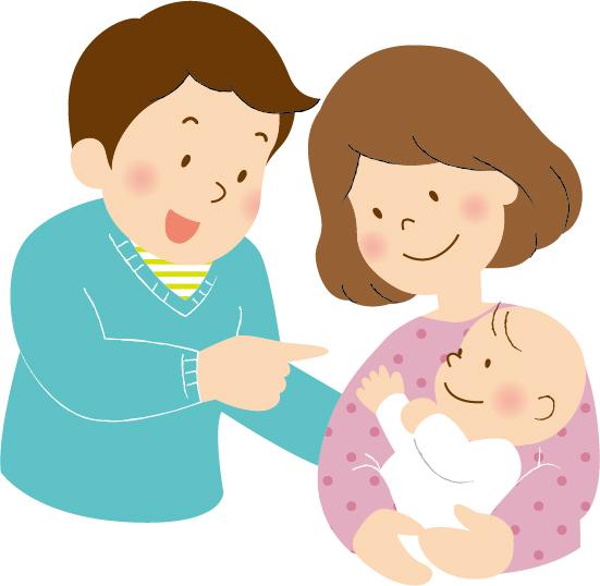 子宝,妊娠,家族