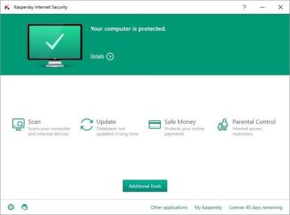 Kaspersky Internet Security 2016 v16.0.0.614 Final Free