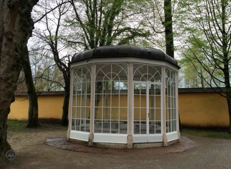 The Gazebo at Hellbrunn Palace