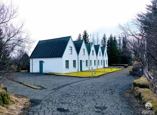 Iceland Prime Minister's Summer Residence, Thingvellir