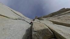 Granite Climbing in Patagonia