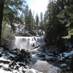 【聖地シャスタ おすすめ】マクラウドの滝 ~冬のシャスタの快晴の日・定番のハイキングコースに行ってみたら~