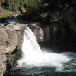 【聖地シャスタのお勧めスポット】マクラウドフォールズでの過ごし方(Lower Falls)