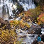 【聖地シャスタ 秋のおすすめ】自然に溶けていく! マクラウドの滝 (その1)