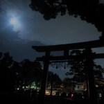 【秋の京都】上賀茂神社の観月祭が楽しすぎ!石見神楽でわぁ~!月を愛でる時間は幸せ♡