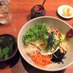 【京都】出町柳の「韓国喫茶 李青」で頂くビビンバが美味!素敵なお店でリピしたい!
