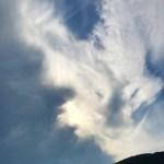 【伊勢神宮】龍神様!彩雲!神と繋がる場所
