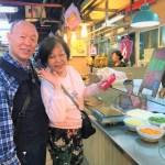 台湾旅行は市場もおすすめ!美味しい物の宝庫!迪化街「永楽市場」でサプライズ!