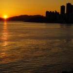 【釜山】海が見える素敵なカフェがあった!夕日と夜景まで見て飲食代だけ?