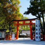 【上賀茂神社の参拝】朝の清々しい気に包まれて!縁結び祈願