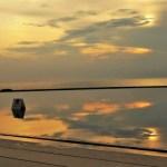 関西パワースポット!自然で癒し!海・夕日・温泉…インフィニティ足湯といえば白浜!