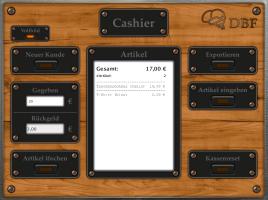 Cashier