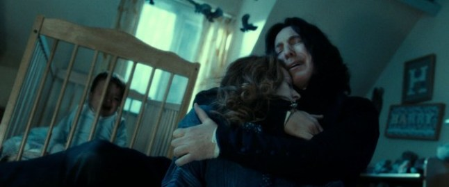 Snape e lilian - Harry Potter