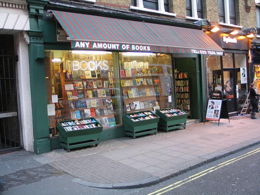 any amount of books-Livrarias-em-Londres-Mih-Pocket