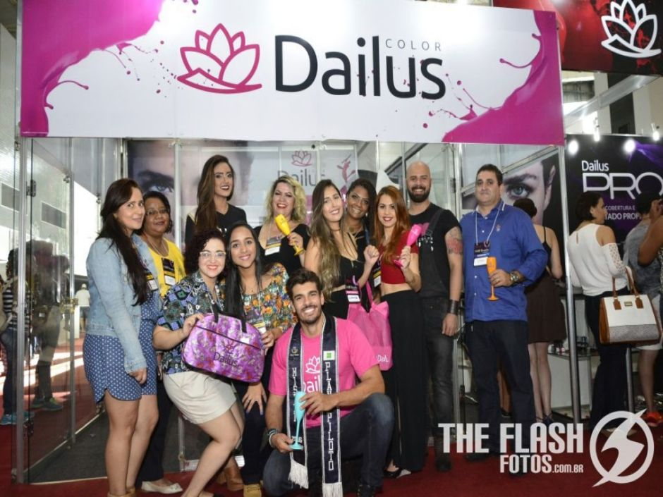 Hair Brasilia 2016 Dailus