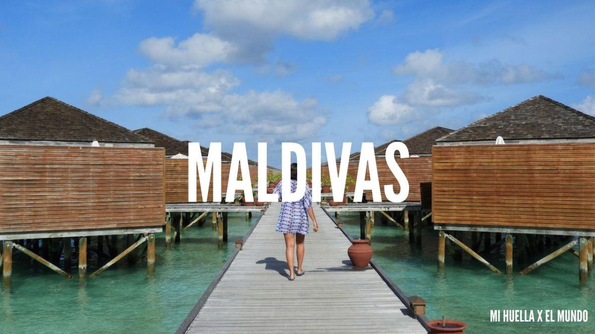 CINCO DÍAS EN LAS PLAYAS DE MALDIVAS