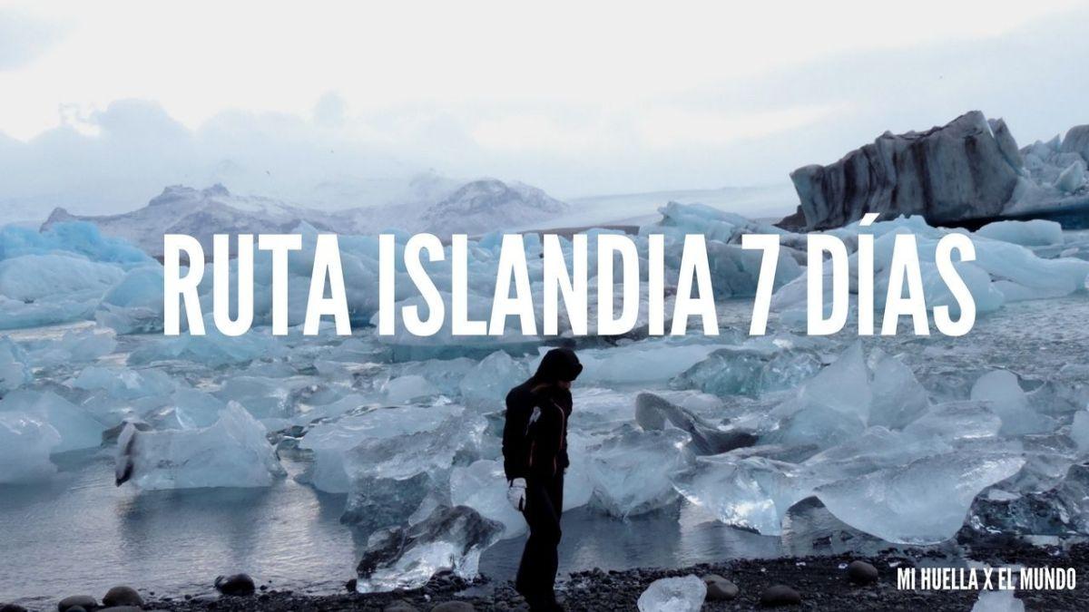 RUTA POR ISLANDIA 7 DÍAS