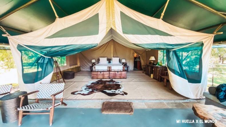 Il Moran Governor's Camp