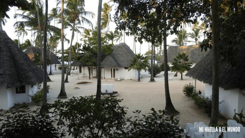 dónde alojarse en Zanzíbar