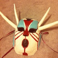 A closer look at Bloodmoon akali mask