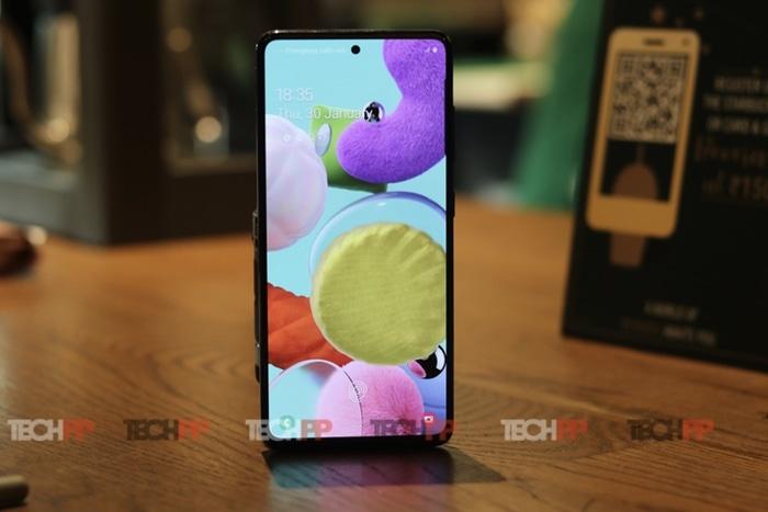 [First Cut] Samsung Galaxy A51: еще один классный исполнитель?
