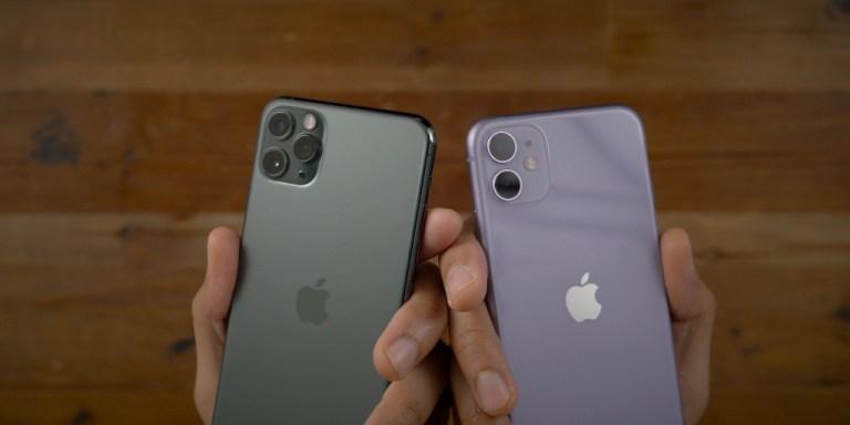 Как снимать видеоролики с интервальной съемкой на iPhone 11 с ультрашироким объективом