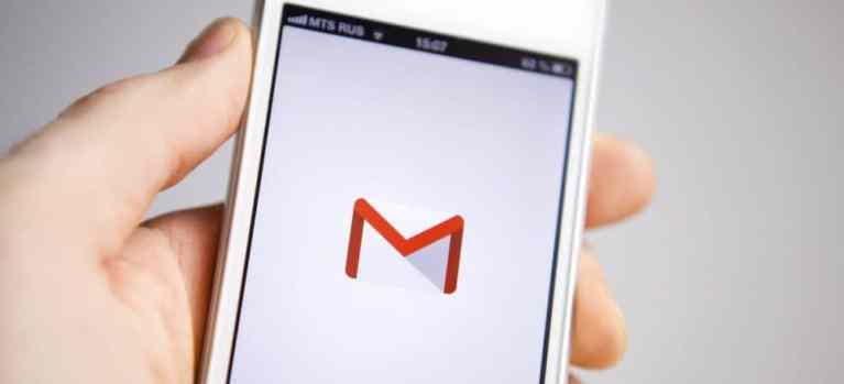 Как переслать несколько писем в Gmail