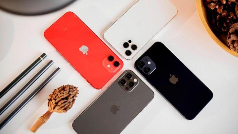Как переключать iPhone и передавать свои данные