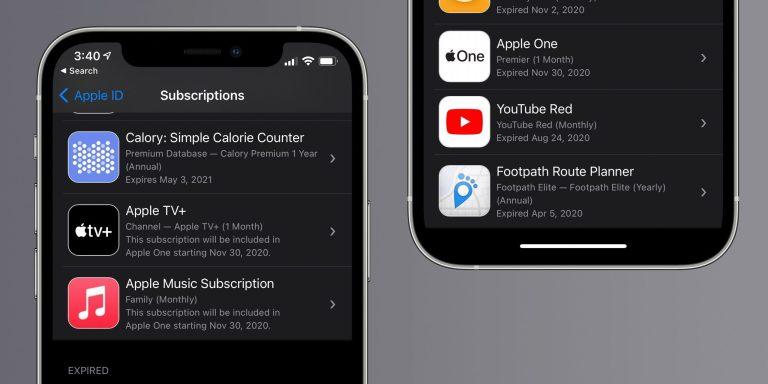 Подписки на iPhone: как проверить, отменить и продлить