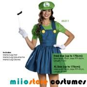 Mario and Luigi Costumes ML011