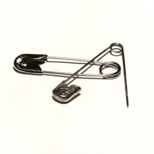 miiostore's Clipping Pins - for clipping loose areas on costumes to give a tailor-fit look!