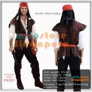miiostore's Pirate Costumes - PR001