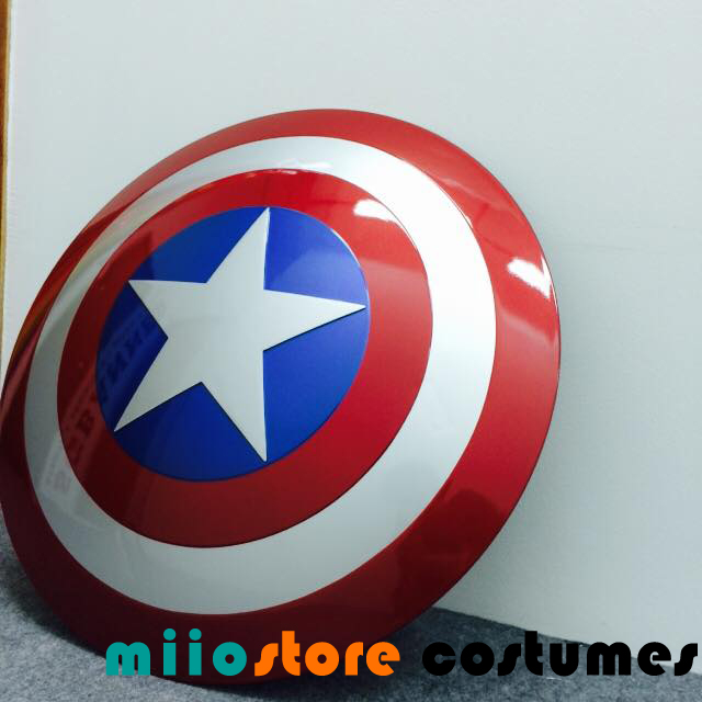XL Captain America Shield 47cm