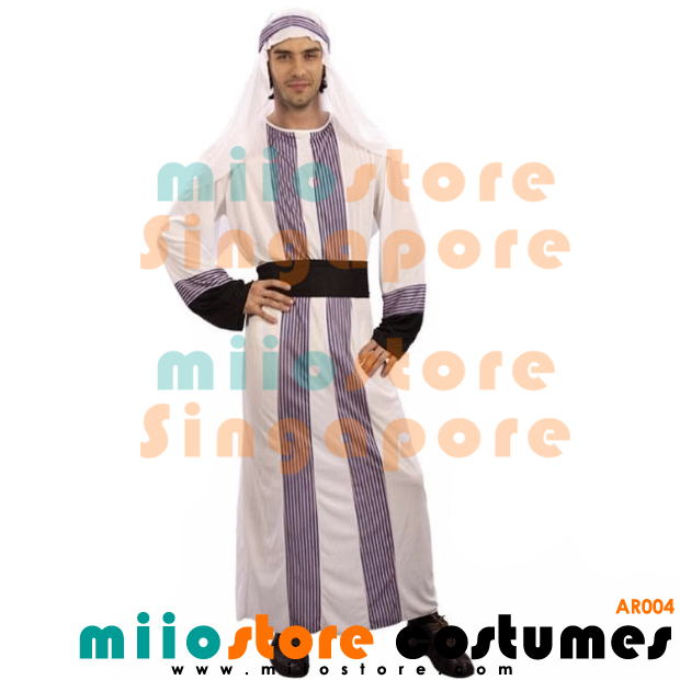 AR004 - Arab Costumes - miiostore Costumes Singapore