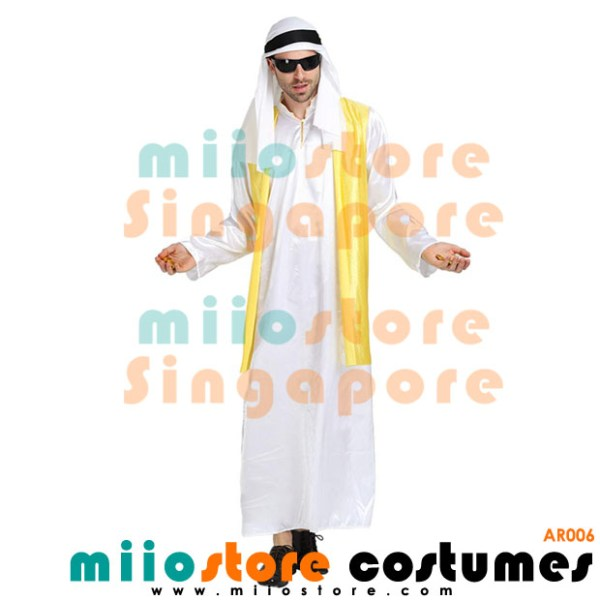 AR006 – Arab Costumes – miiostore Costumes Singapore
