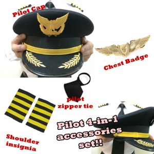 Pilot 4-in-1 Accessories Set