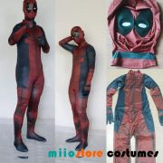 Deadpool Costumes without accessories