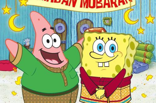 Celebrate Ramadan with SpongeBob & Patrick