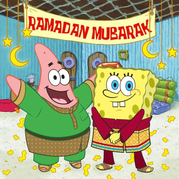 Ramadan with SpongeBob & Patrick