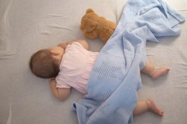 タオルケットの語源は、英語の【towel:タオル】+【blanket:毛布】